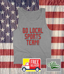 FUNNY SPORTS TANK TOP