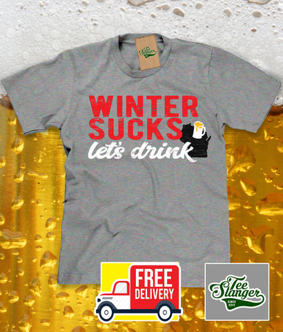 Wisconsin Drinking T-shirt