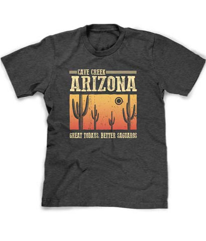 Great todays Better Saguaros Arizona Cactus t-shirt