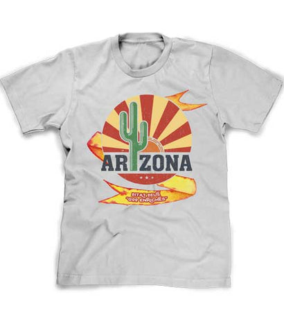 Arizona Saguaro t-shirt