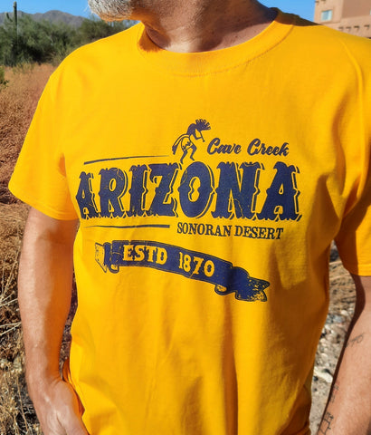 Arizona t-shirt Cave Creek, AZ  tee shirt