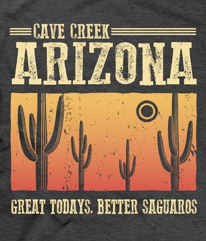 Great todays Better Saguaros Arizona Cactus t-shirt design