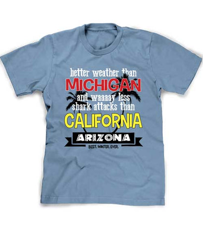 Funny Arizona Souvenir shirt