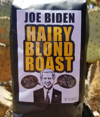 trump voter gift joe biden coffee