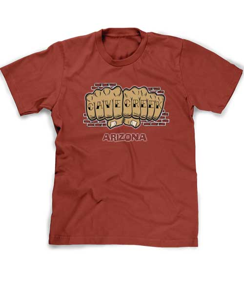 Arizona tattoo tee shirt