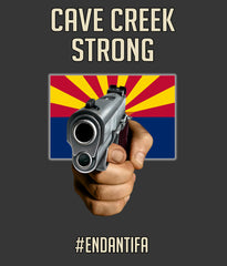 Cave Creek Strong t-shirt #cavecreekstrong tee shirt Arizona