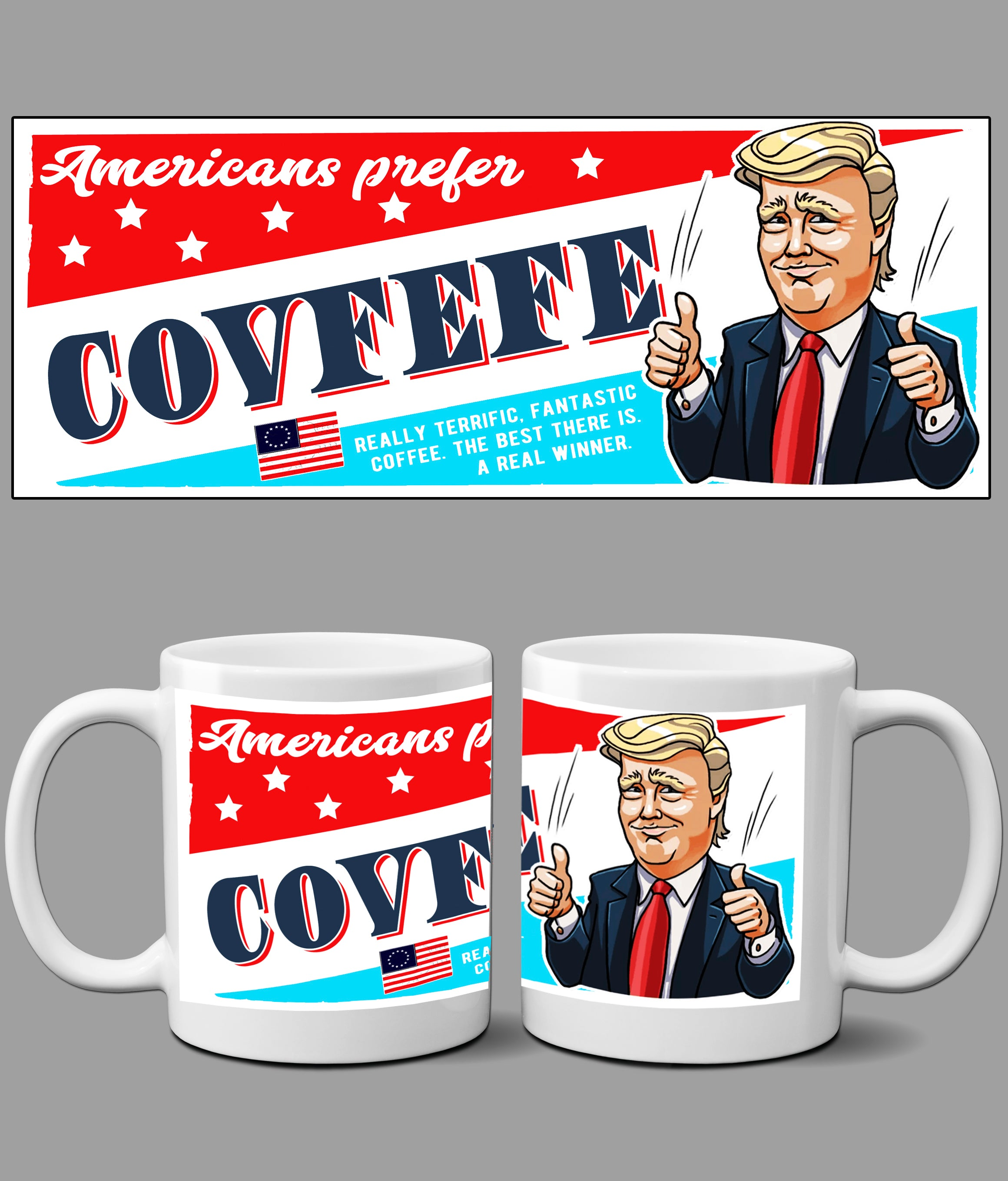 Covfefe mug Trump coffee mug