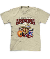 Arizona Cowboy t-shirt