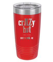 CrAZy Hot Arizona Travel Coffee Thermos