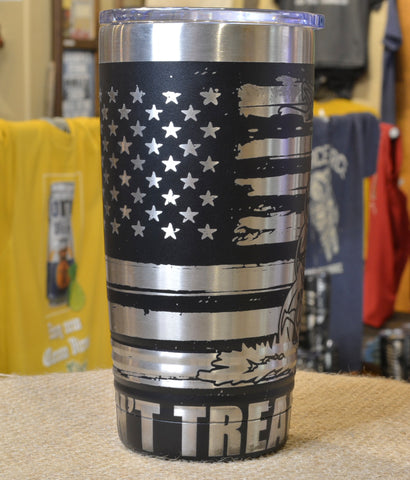 dont tread on me coffee thermos