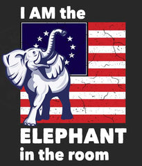 Arizona Republican t-shirt design closeup