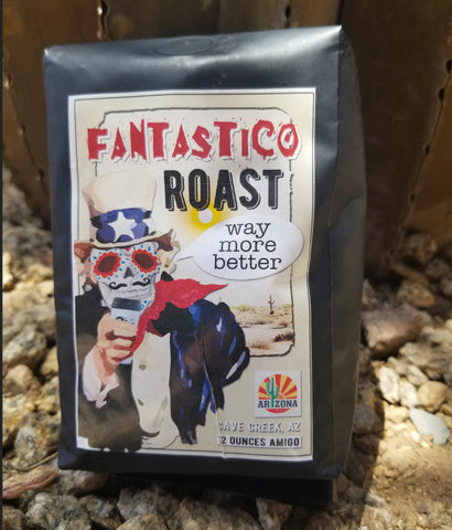 Fantastico roast whole bean coffee