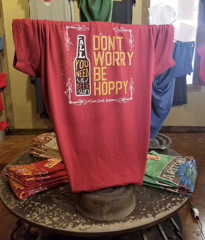 Arizona beer t shirt from Teeslanger gift shop
