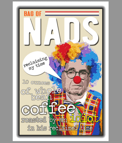 Nadler sucks gift for Republican coffee whole bean
