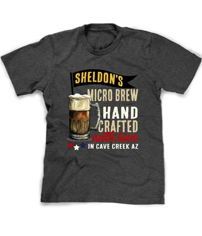 Custom beer shirt - personalized