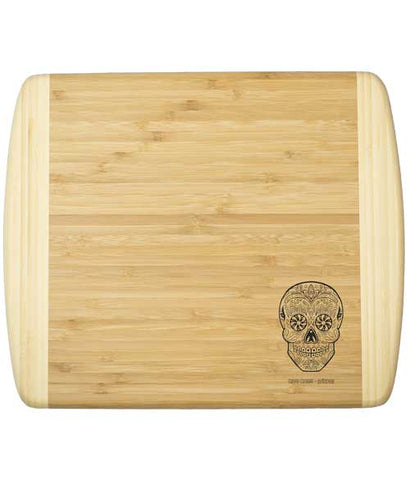 Arizona Sugar Skull Cutting Board