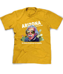 Arizona Humidity tee shirt