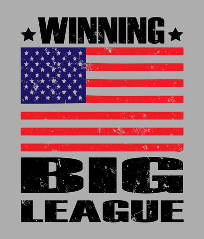 WINNING BIG LEAGUE DESIGN CLOSEUP