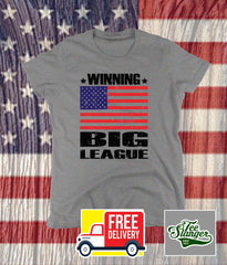 WINNING BIG LEAGUE LADIES SHIRT