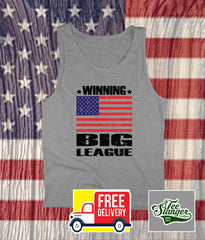 WINNING BIG LEAGUE TANK TOP