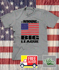 WINNING BIG LEAGUE T-SHIRT