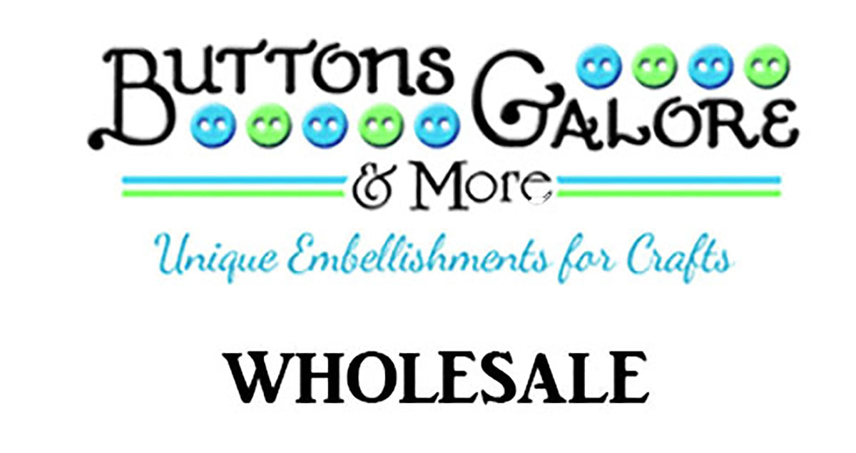 Buttons Galore Bulk Buy Craft /& Sewing Buttons Butterfly