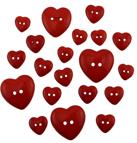 Red Hearts - 4127