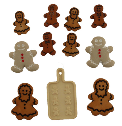 Gingerbread Cookies-4773