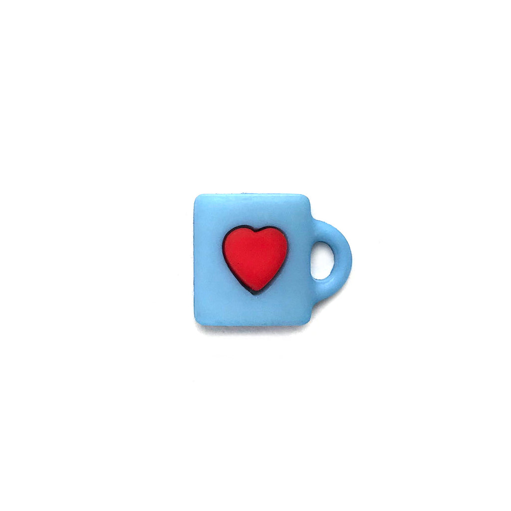 Coffee Cup with Heart- B157