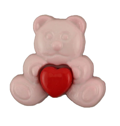 Teddy Bear with Heart - B696