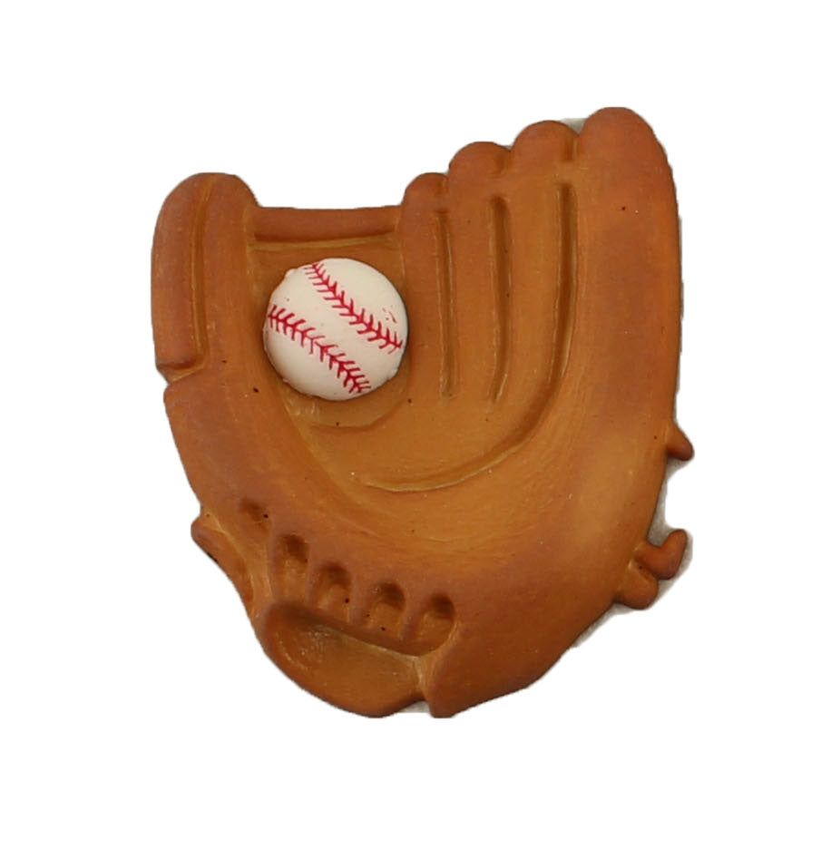 Baseball Glove with Ball - B823