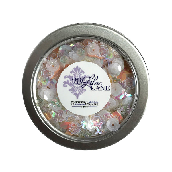 Fairy Sparkle Sequin Tins