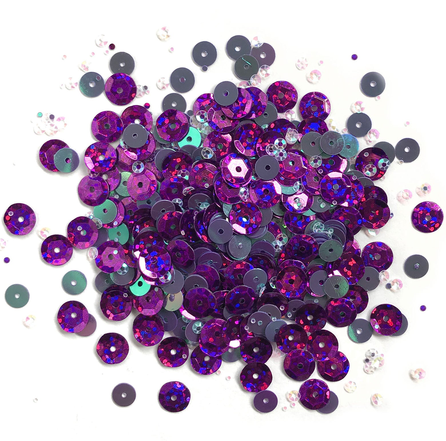 Grape Sequins