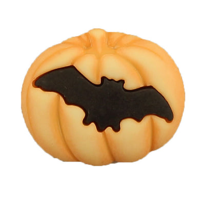 Bat on Pumpkin - SB136