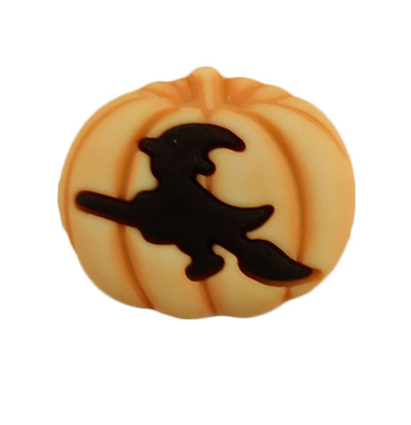 Witch on Pumpkin - SB138