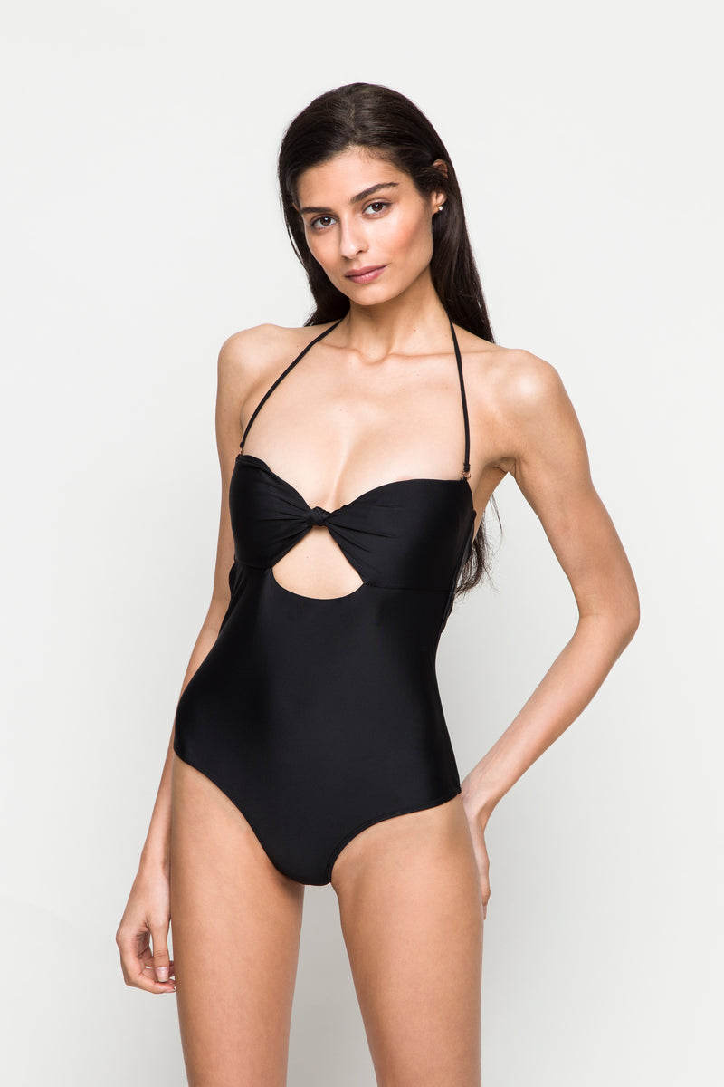 6 Shore Road |Laguna One Piece| Black | Resort 2018 Collection | XS,S,M,L