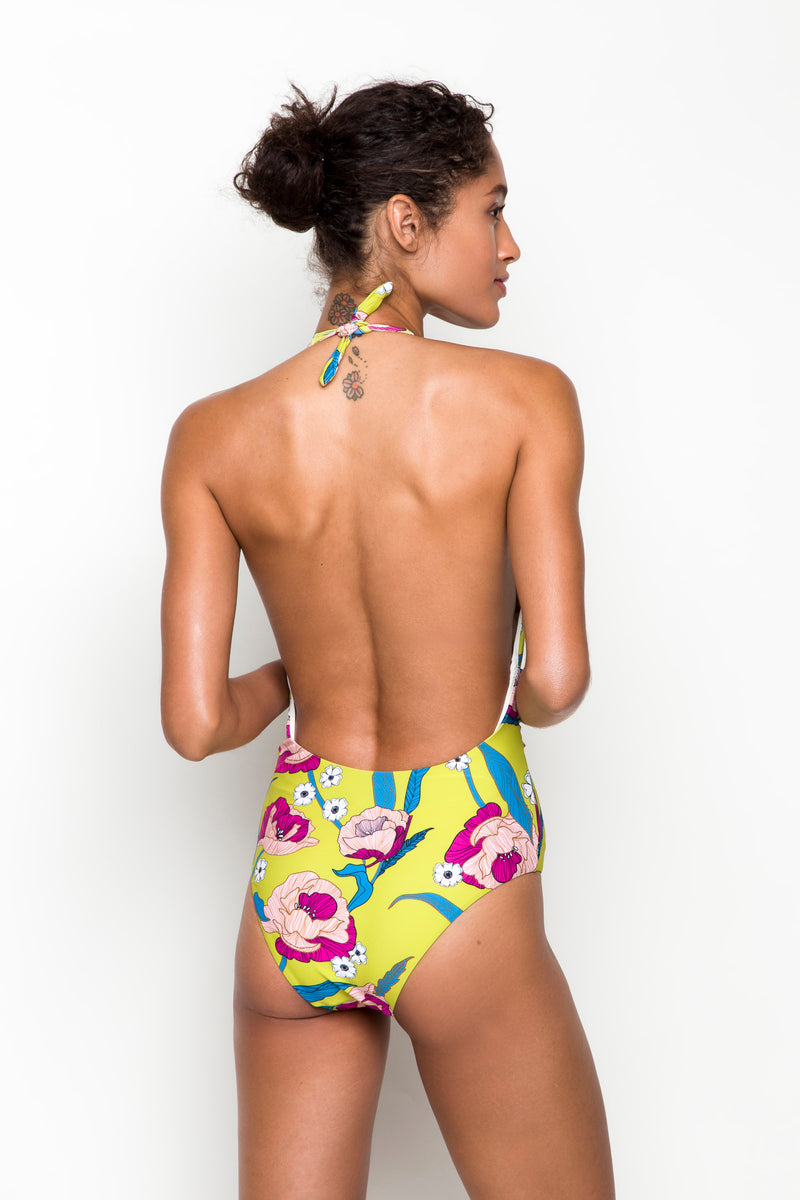 6 shore road | The Sea One Piece | Spring 2018 Collection | Prints Swimsuit | XS,S,M,L