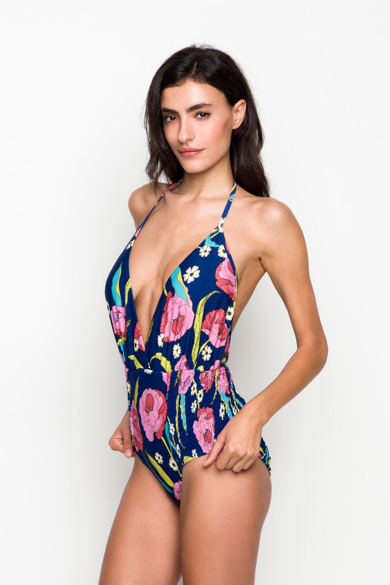 6 shore road | Coast One Piece | Spring 2018 Collection | Prints Swimsuit | XS,S,M,L