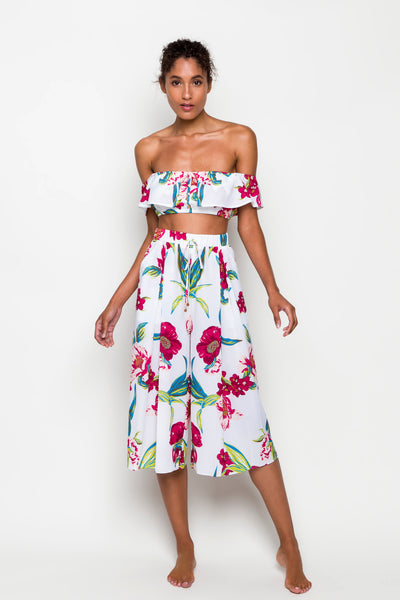 6 shore road | Saint Georege Set | Spring 2018 Collection | Prints Dress | XS,S,M,L