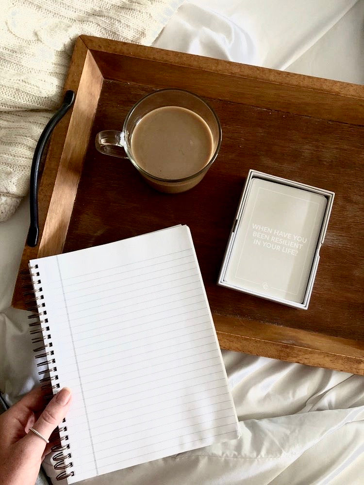 Use our Cards as Journaling Prompts: 10 Ways to Help You Self-Connect