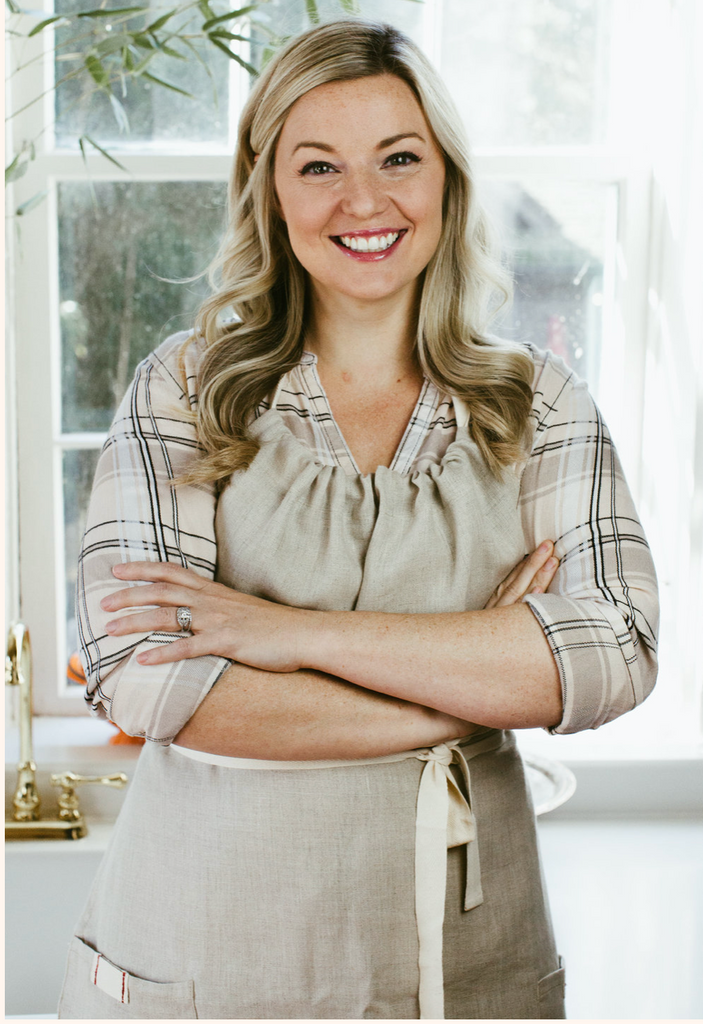 Damaris Phillips of The Food Network