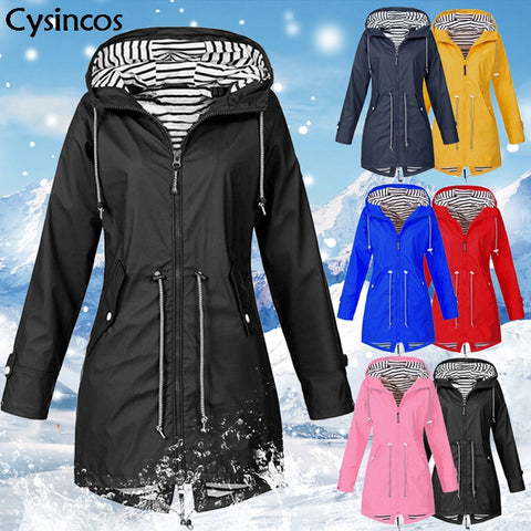 Womens Zipper Coats