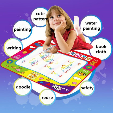 Kids Magic Water Color Cloths