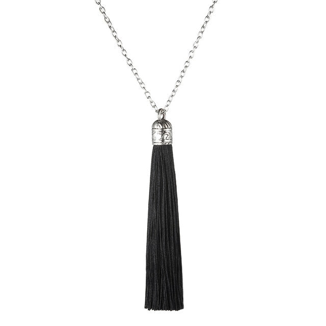 Tassel Long Necklaces