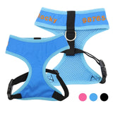 Personalized Pet Harnesses