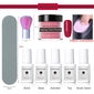 Nail Dip Powder Set (9 pieces)