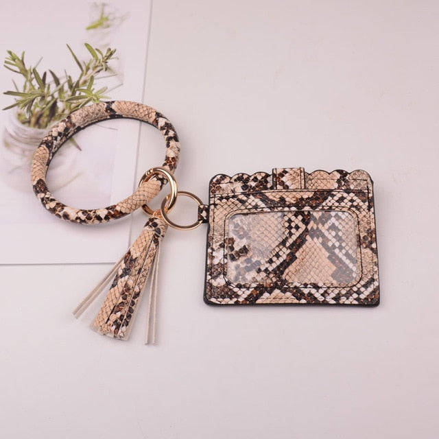 Key Chain ID Card Holders