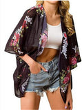 Batwing Beach Cover Ups