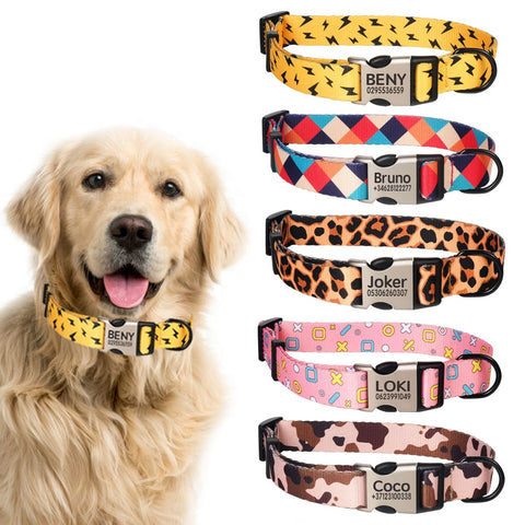 Personalized Dog Collars 2