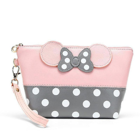 Mouse Toiletry Bags